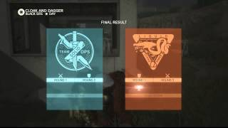 """Forgot to add team chat.""""Host quit = other team wins""""Bracket: http://play.eslgaming.com/metalgearonline/europe/mgo-ps4/major/cup-9/rankings/Thanks for watching MGO3 clan war series.We finished #3-FOLLOW ME-Subscribe my channel for more: http://full.sc/1mrewApFacebook: http://full.sc/1IM6oVlTwitter: http://full.sc/1OFsOncTwitch: http://full.sc/1IM6sEIDonate: http://full.sc/22i4x0MApply for youtube partneship with Fullscreen: http://full.sc/1meha"""