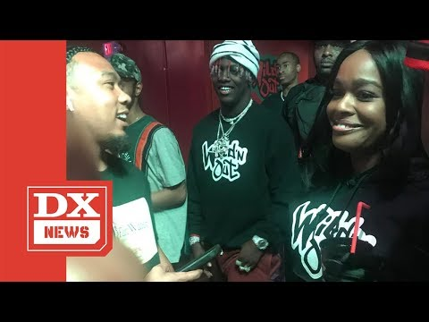"""Azealia Banks Slams """"Wild 'N Out"""" After Jokes Made Her Cry At Taping"""