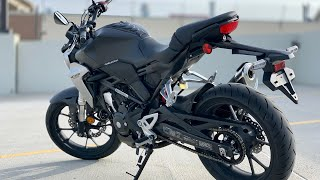 4. 2019 Honda CB300R ~ NEW IN USA!