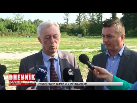 LokalnaHrvatska.hr Jastrebarsko Projekt izgradnje nove osnovne skole u Jastrebarskom nikad blize realizaciji, Grad Jastrebarsko