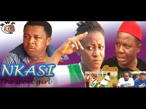 Nkasi the Sport Girl    - 2014 Nigeria Nollywood Movie