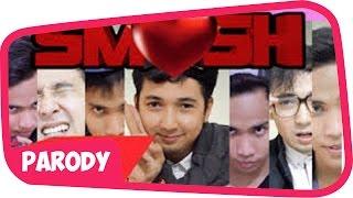 Video Smash PARODI (smosh : Boyband Masih Ada!?) #parodismash MP3, 3GP, MP4, WEBM, AVI, FLV Juni 2017