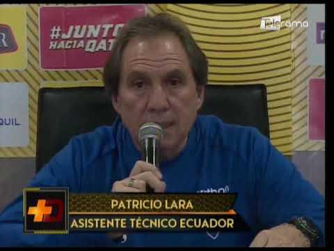 Selección de Ecuador enfrenta este martes a Bolivia en Cuenca