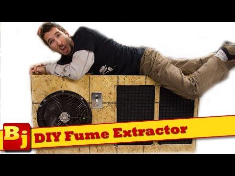 DIY Fume Extractor