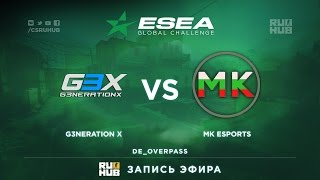 MK vs g3x, game 1