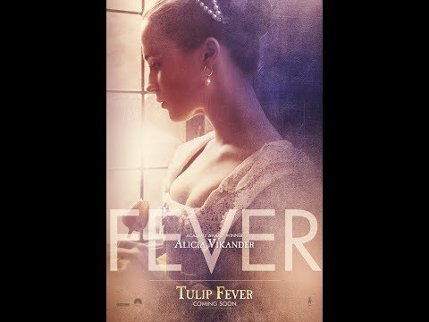 Tulip Fever Blu Ray Unboxing