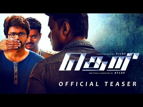 Theri – Official Teaser