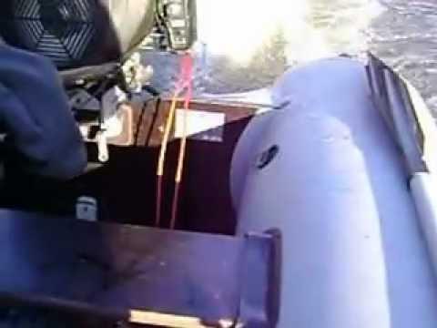 лодочный водомётный двигатель колибри