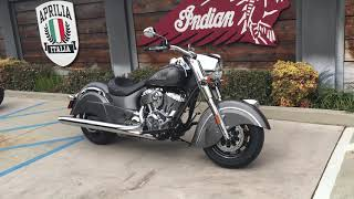 3. 2018 Indian Chief Classic in Steel Grey for Sale in Orange County, CA