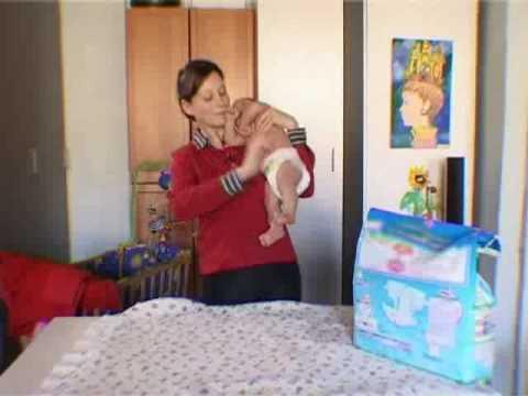 Ребенок родился - Многоразовые подгузники