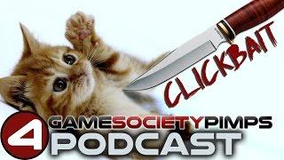 Audio version: https://soundcloud.com/blamesocietyfilms/clickbait-good-o...hbo-now-gsp-podcast-04 BUY SHIRTS!