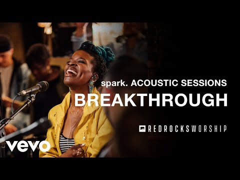 Red Rocks Worship - Breakthrough (Acoustic) (Live)