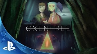 The amazing Oxenfree is finally coming to PS4