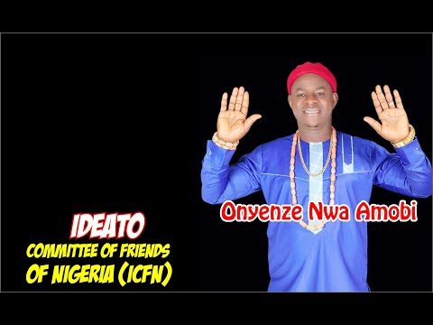 IDEATO COMMITTEE OF FRIENDS OF NIGERIA - Nigerian Highlife Music