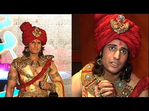 Rajat Tokas aka Chandragupta of Chandra Nandani\'s