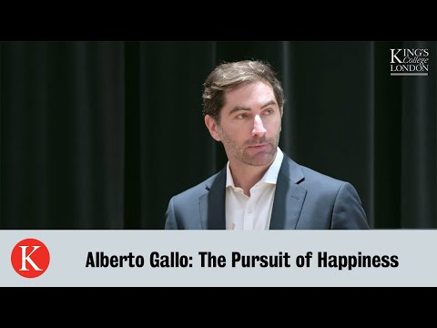 Alberto Gallo: The Pursuit of Happiness