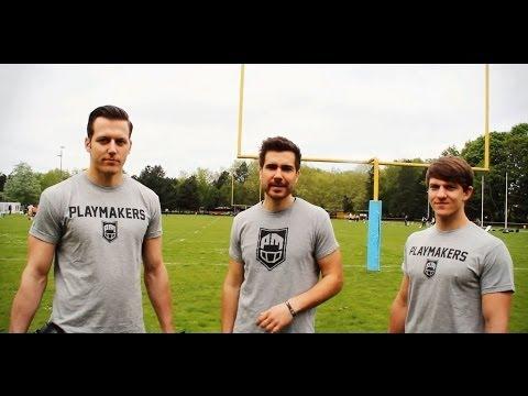 Nike vs. Cutters - American Football Handschuhe im Härtetest