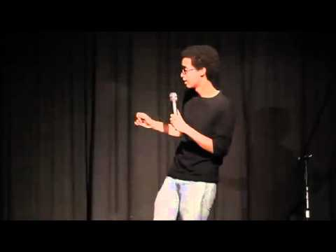 High School Stand Up Samuel Ocbazghi, CAHS talent show