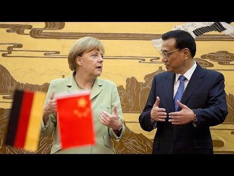 Angela Merkel ne peut plus se passer de la Chine