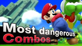 3 dangerous Mario combos analysed and explained!