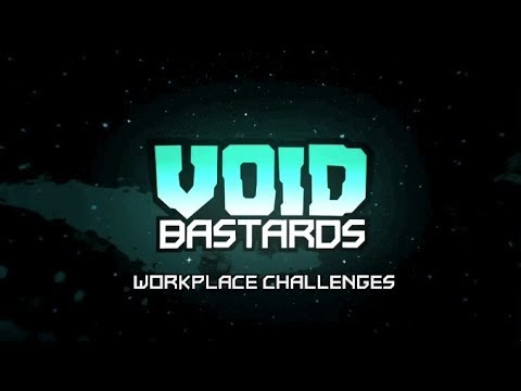 VOID BASTARDS - CHALLENGE MODES + DLC?! HELL YES. de Void Bastards