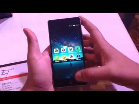Nubia z9 mini India hands on and quick review