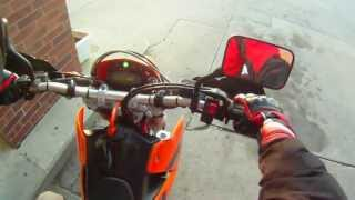 3. First Ride - KTM 625 SMC Supermoto