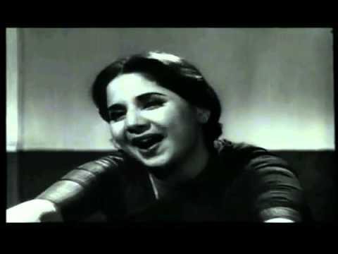 Chanda Mama Door Ke: By Asha Bhosle - Vachan (1950) - Hindi [Children Special] With Lyrics