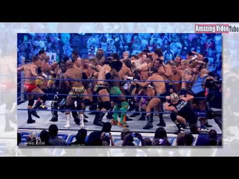 41-Man Battle Royal for a Championship Match of Winner's Choosing SmackDown -  2017 - 9
