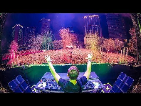Hardwell live at Ultra Music Festival 2015 - FULL HD Broadcast by UMF.TV