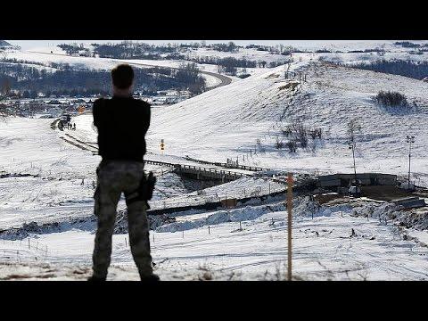 Β. Ντακότα: Ο στρατός ανοίγει το δρόμο για τον αμφιλεγόμενο αγωγό