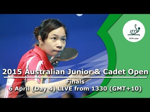 2015 Australian Junior & Cadet Open Finals at Tweed Heads