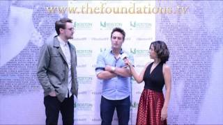Nathan Hunt on The Foundations TV