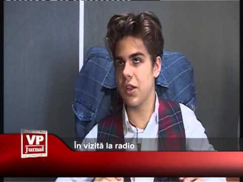 În vizită la radio