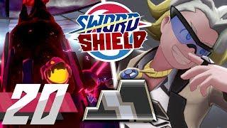 Pokémon Sword - Episode 20 | Circhester Gym Leader Gordie! by Munching Orange