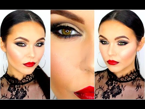Spanish | Flamenco | Señorita Inspired Makeup Look 2 | Rebekah Eller