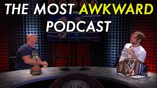 Nonton The Most Awkward Stone Cold Podcast   Dean Ambrose Film Subtitle Indonesia Streaming Movie Download