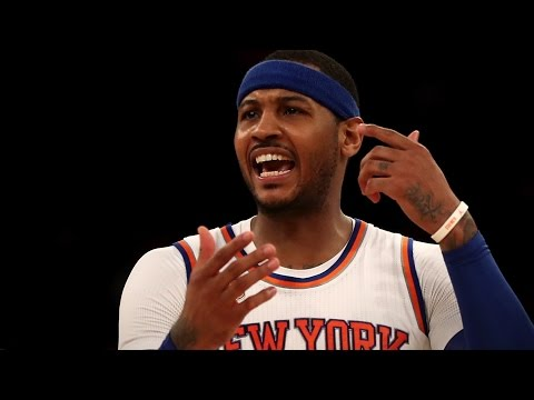 Has LeBron James Finally Convinced Carmelo Anthony To Sign With The Cavaliers?