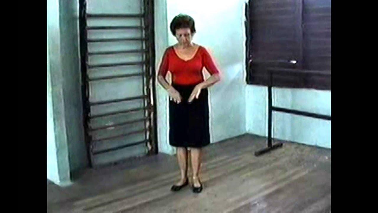 Современный танец. Смотреть онлайн: Копия видео GRACIELA CHAO. Bailes de Santos Yoruba (Orichas), Curso para Principiantes.