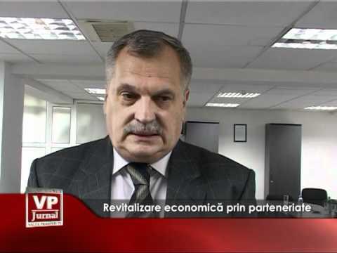 Revitalizare economica prin parteneriate