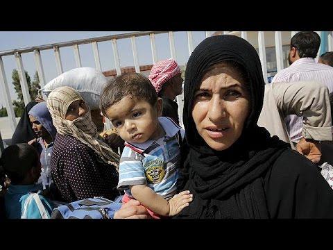 Επιστρέφουν οι Σύροι στην Ταλ Αμπιάντ
