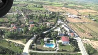 Denizli Turkey  city photo : GÖKYÜZÜNDEN TÜRKİYE - DENİZLİ (PART1)