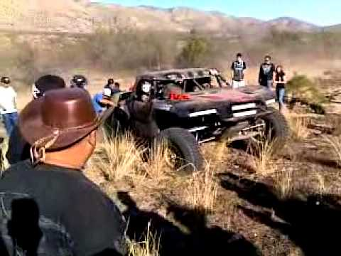 Baja 1000  Accidente