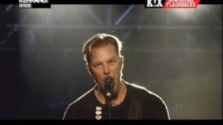 Download Lagu MetallicA ft. Slipknot - Enter Sandman Mp3