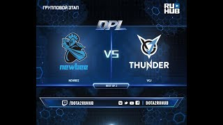 NewBee vs VGJ, DPL 2018, game 2 [Mila, LighTofHeaveN]