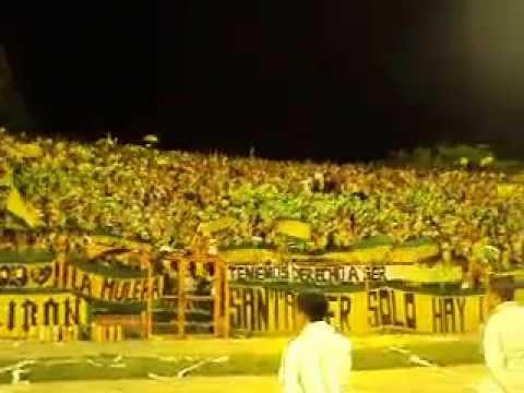 La Banda del Leopardo 2013 - Fortaleza Leoparda Sur - Atlético Bucaramanga