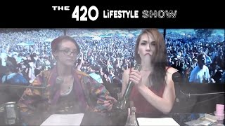 The 420 Lifestyle with Carly Marley: Cannabis Culture's Gramed Opening by Pot TV