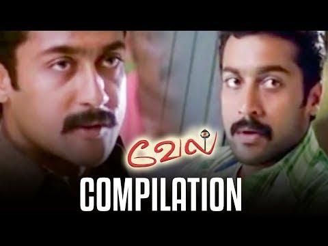 Video Vel - Family Sentiment Scene | Suriya | Asin | Vadivelu | Yuvan Shankar Raja download in MP3, 3GP, MP4, WEBM, AVI, FLV January 2017