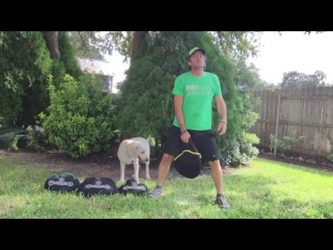 Sandbell strength training for OCR