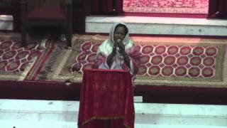 Zemarit Abonesh Adinew @ Toronto St. Mary Ethiopian Orthodox Tewahedo Church - 2 (November 16, 2013)